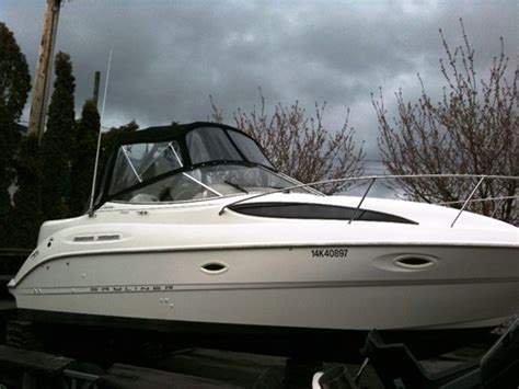 Bayliner Boats For Sale In Bc by Print Listing Bayliner Express Cruiser 2001 Used Boat
