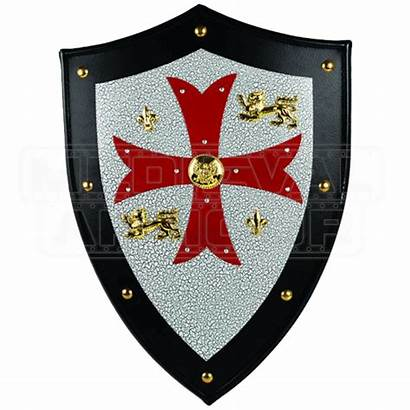 Shield Templar Knights Crusader Shields Medieval