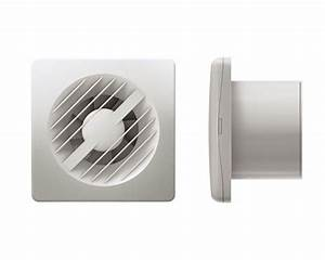 Greenwood Axs100ht 4 U0026quot   Extractor Fan With Humidistat  Timer