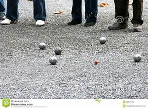 French, Traditional, Game, Petanque, Royalty, Free, Stock
