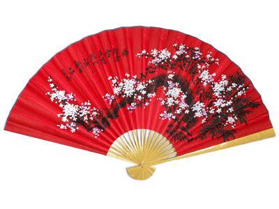 large decorative paper fans gift ideas