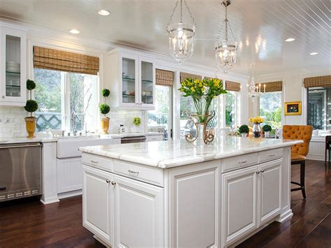 Decorating Ideas Kitchen Window Dressing by Kitchen Window Treatments Ideas Hgtv Pictures Tips Hgtv