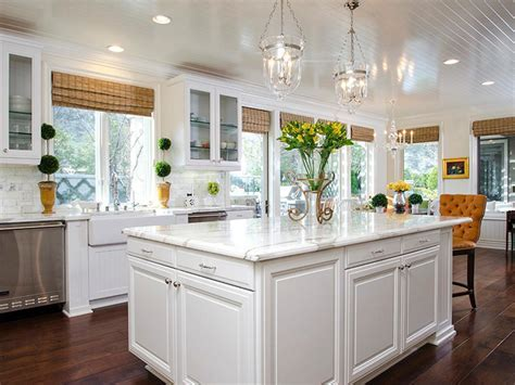 Kitchen Window Treatments Ideas: HGTV Pictures & Tips   HGTV