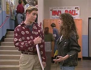 Time Capsule: Saved by the Bell's Tori Scott Season | What ...