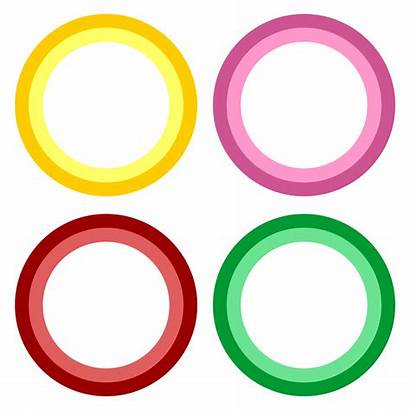 Printable Round Labels Tags Printablee