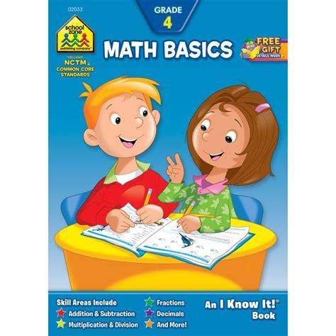 math basics  workbook helps prepare kids  higher level