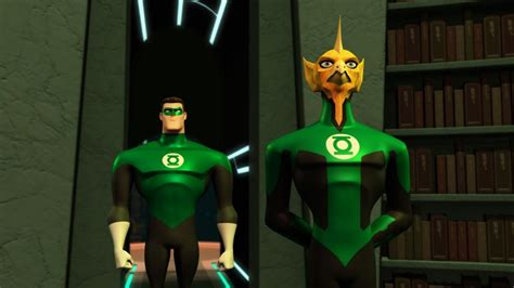 green lantern episode preview quot matter quot the asylum the outhouse the greatest comic