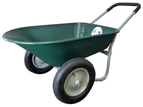 2 wheel garden cart marathon industries 70015 5 cubic poly for 3824