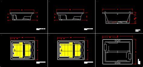 jacuzzi dwg block  autocad designs cad