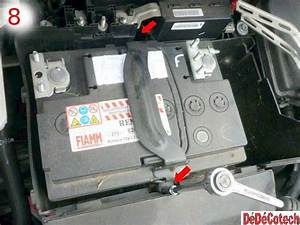 Batterie Renault Scenic 3 : changer la batterie de d marrage sur renault sc nic iii tuto ~ Medecine-chirurgie-esthetiques.com Avis de Voitures