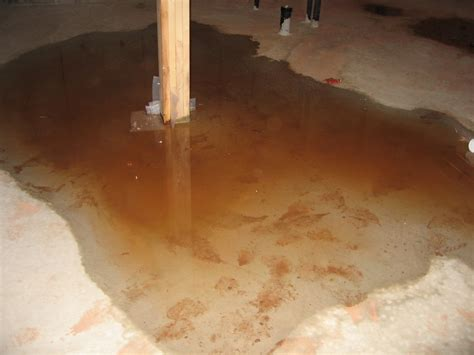 5 Reasons For Water Seepage Nightmares In Your Basementalldry