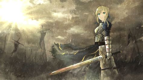 wallpaper engine fatezero saber youtube