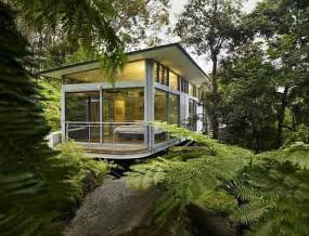 Images Modern Glass House Plans by Contemporary Glass House In Sydney Australia Modern