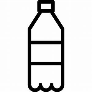 Soda Bottle - Free food icons