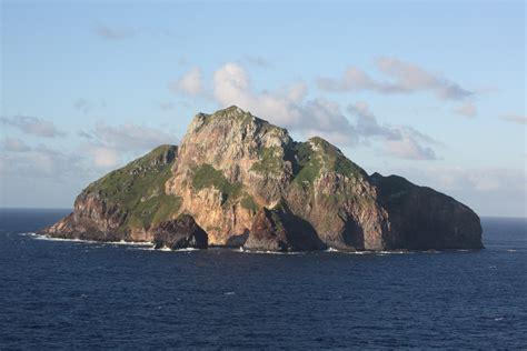Île Hunter (pacifique Sud)