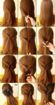 HD wallpapers hairdos for long hair how to simple