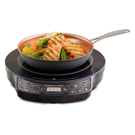 induction cookware cooktops cook topreviewpro gourmet ceramic cooktop timer club fry pan