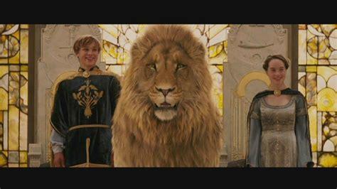 king peter queen susan  aslan anna popplewell image