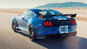 Listen: the new Shelby GT500 sounds absolutely wild | Top Gear