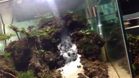 Aquascape Waterfall by Aquascape Waterfall Low Cost