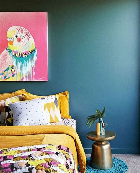 chambre bleu et jaune chambre bleu marine et blanc of chambre jaune et bleu