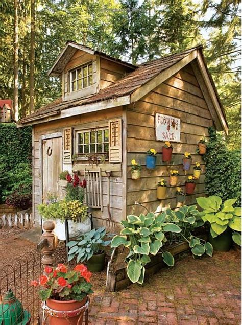 Best Images About Tool Shed Ideas Pinterest