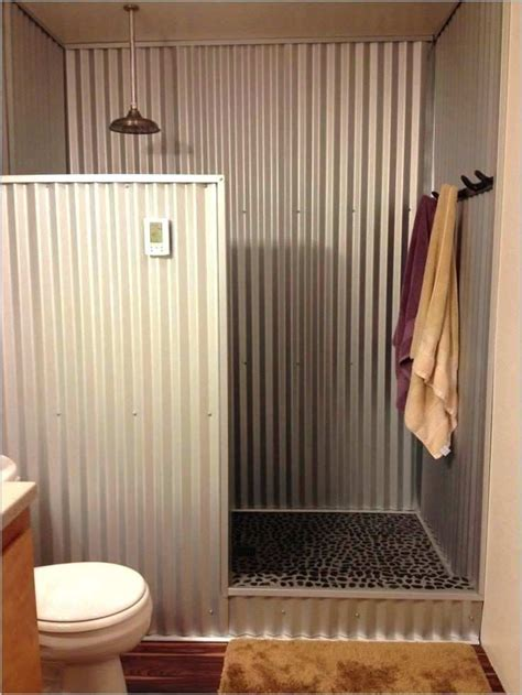 click inexpensive shower wall options