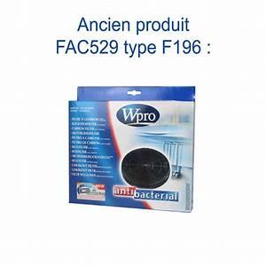 Filtre A Charbon Pour Hotte Aspirante : filtre hotte aspirante fac529 1 f196 charbon whirlpool ~ Dailycaller-alerts.com Idées de Décoration