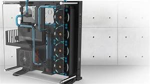 Offenes Pc Gehäuse : thermaltake core p5 modulares wandgeh use f r erfinder mit 3d drucker computerbase ~ Yasmunasinghe.com Haus und Dekorationen