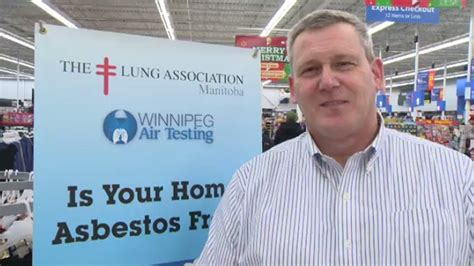 home asbestos testing kits  protect lungs ctv news