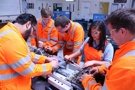 Engineering Opportunities In The Uk Rail Sector
