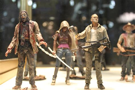 New Mcfarlane Toys For The Walking Dead, Spawn And
