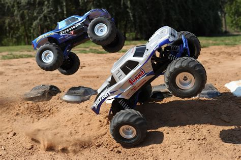 first bigfoot monster truck traxxas bigfoot the original monster truck summit silver