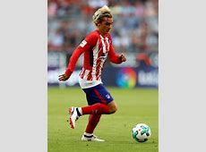 Antoine Griezmann Photos Photos Club Atletico de Madrid