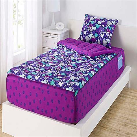 zip up comforter zipit beddingr hearts and reversible comforter set in