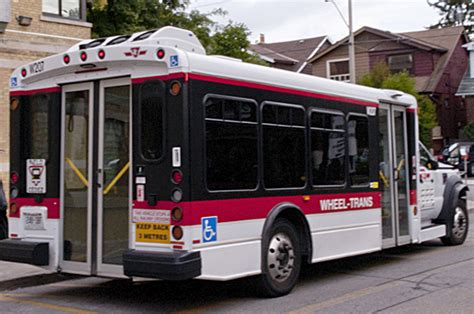 Some Wheel-trans Patients To Be Booted Off The Bus In 2013