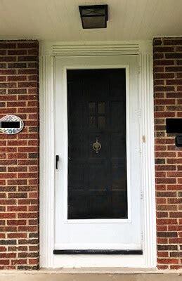 university heights home  front   entry door