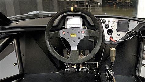 Budget Racing Car
