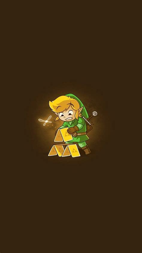 Iphone Wallpaper Zelda Iphone Wallpapers Zelda And Cartoon On Pinterest