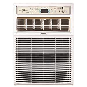 amazoncom kool king slider air conditioner  remote  btu home kitchen