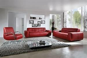 Www W Schillig De : willi schillig 20560 william ledergarnitur in rot m bel letz ihr online shop ~ Sanjose-hotels-ca.com Haus und Dekorationen