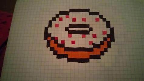 Pixel Art Donut Partie 3