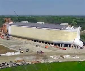 Noah Ark Kentucky Theme Park