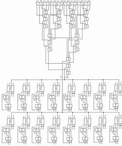 8 Bit Magnitude Comparator Logic Diagram