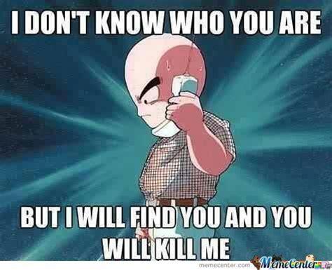 Krillin Meme - krillin memes best collection of funny krillin pictures