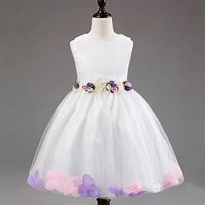 aliexpresscom buy hiheart 2015 brand flower girl dress With white toddler dress for wedding