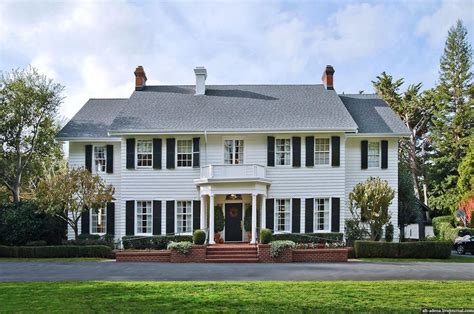 14 Best Landscaping Simple; Colonial Style Images On