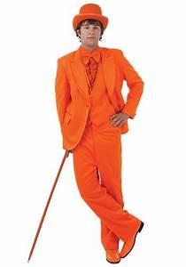 Deluxe Orange Tuxedo - Lloyd Christmas Dumb and Dumber ...