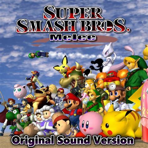 Super Smash Bros Melee Gamerip Mp3 Download Super