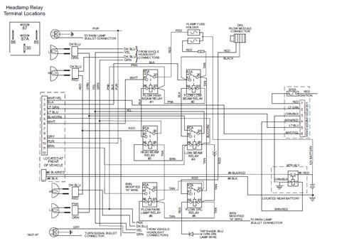 15 Schematic Wiring by Western Plow Wiring Schematic Gm Wiring Diagram